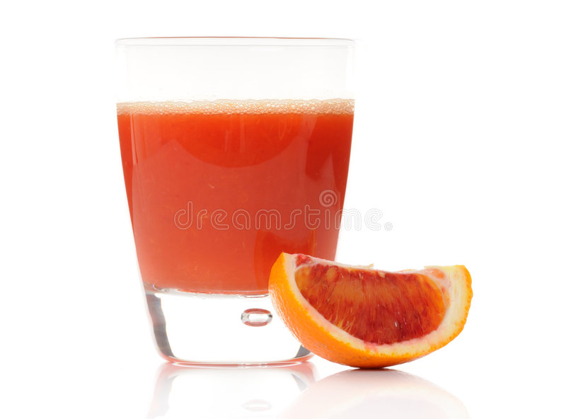 Red juice stock images