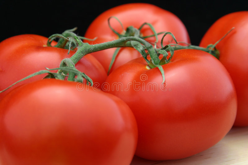 Red and Juicy stock photography