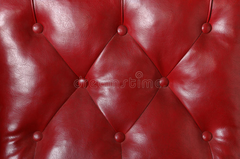 Download Padded red leather texture stock image. Image of material - 15698579