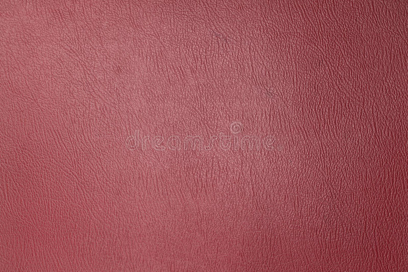 Red leather. Use for background royalty free stock images