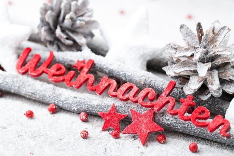 german frohe weihnachten stock images download 621. Black Bedroom Furniture Sets. Home Design Ideas