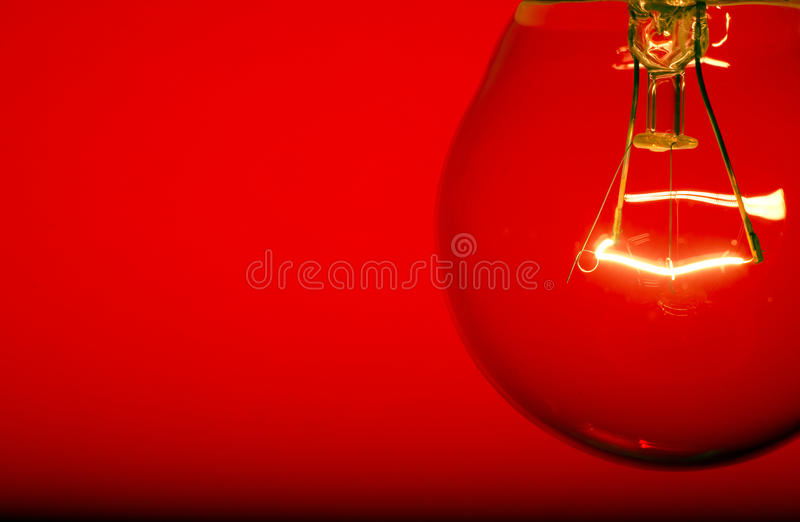 Download Red Light stock image. Image of cable, transparent, equipment - 29469731