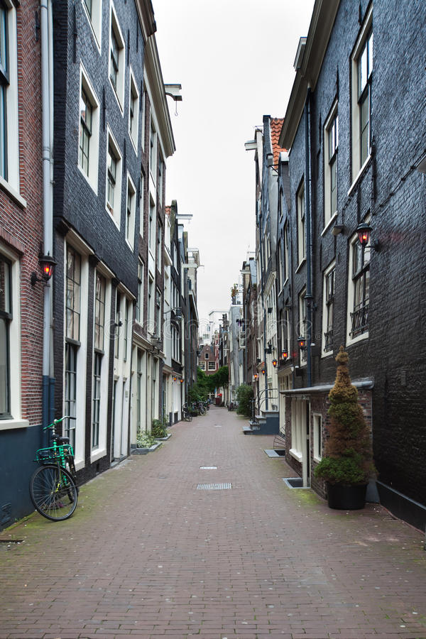 Download Red Light District During The Day Stock Image - Image: 24245597