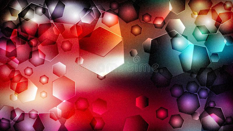 Red Light Fractal Art Beautiful elegant Illustration graphic art design Background. Red Light Fractal Art Background Beautiful elegant Illustration graphic art stock illustration