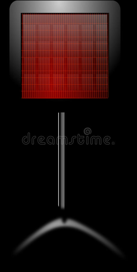 Red, Light, Lighting, Line royalty free stock images