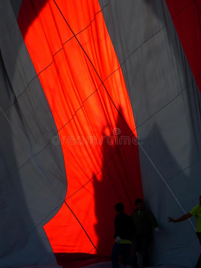 Red, Light, Sky, Hot Air Balloon stock photo
