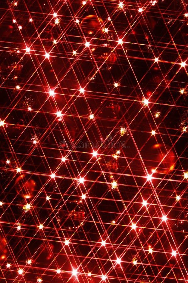 Download Christmas Lights Stars stock image. Image of lighting - 28753819