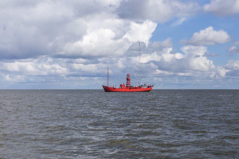 The Radio Lightship Jenni Baynton royalty free stock images