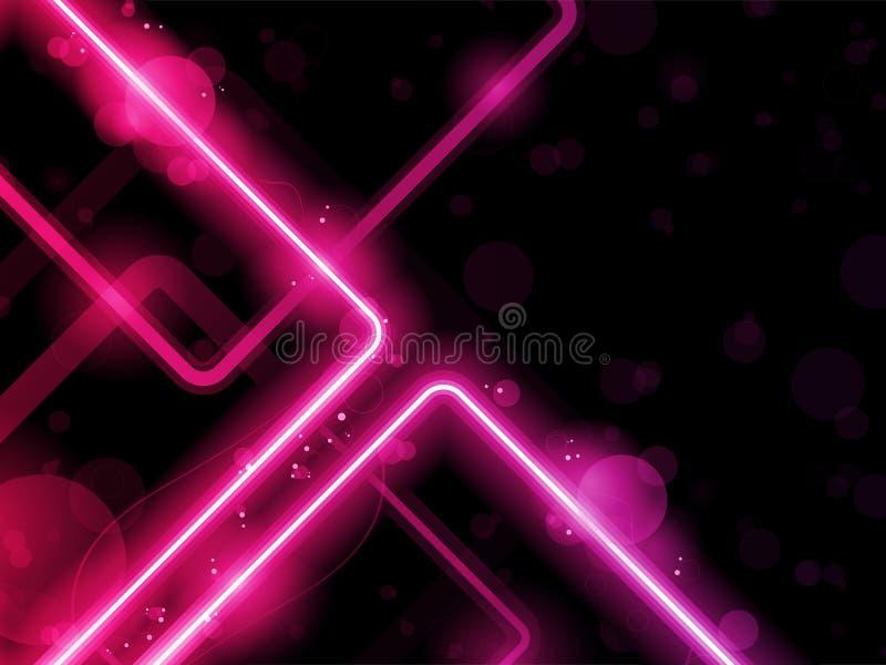 Download Red Lines Background Neon Laser Stock Vector - Illustration: 21503201