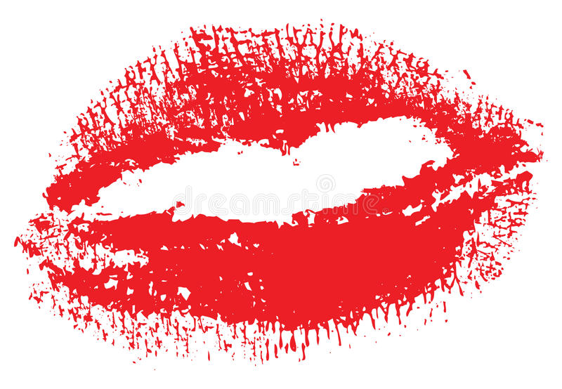 Download Red Lips Royalty Free Stock Images - Image: 22993179