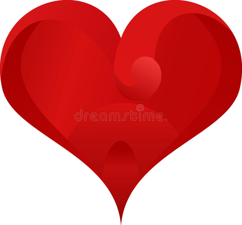 Red, Love, Heart, Valentine's Day royalty free stock photos