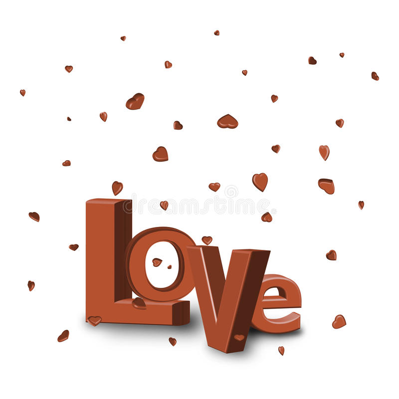red love heart valentines day card royalty free stock photo