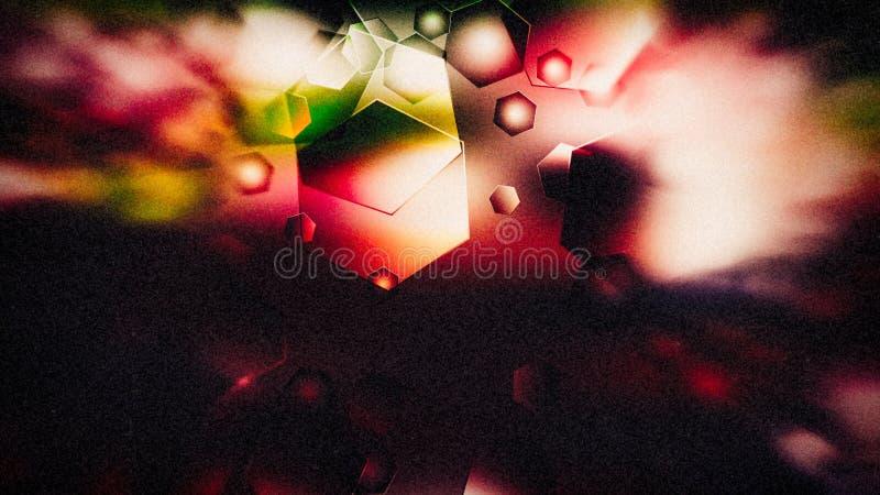 Red Love Photography Beautiful elegant Illustration graphic art design Background stock illustration