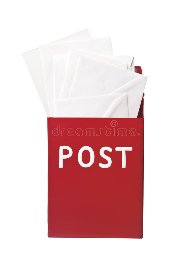Free Red Mailbox Stock Images - 11352884