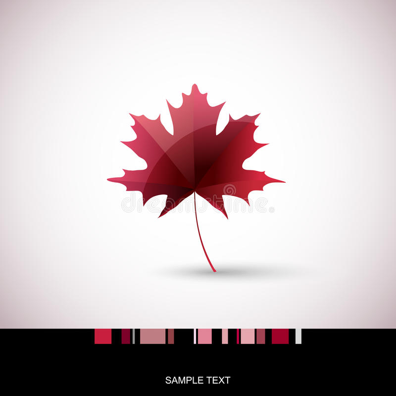 Free Red Maple Leaf Stock Photos - 16380643