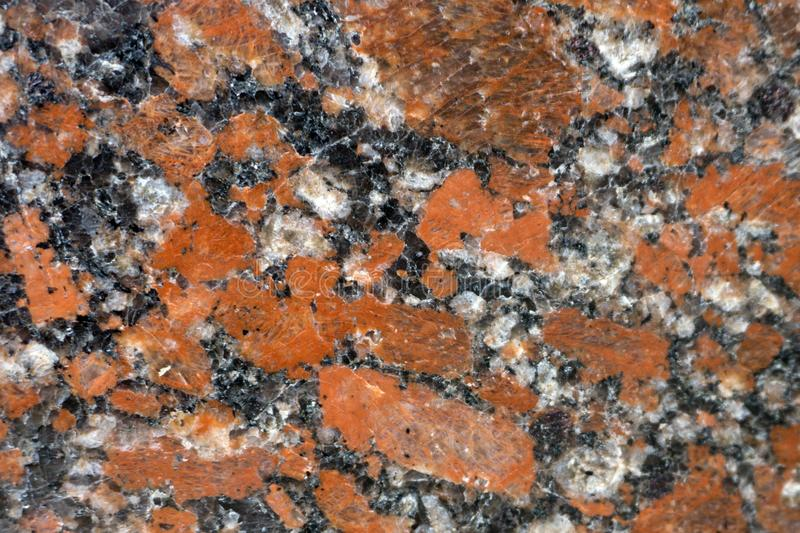 Red marble surface as background image royalty free stock images