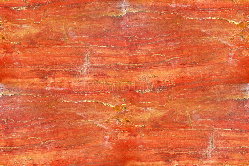 Orange Marble Tile : Red marble or travertine texture seamless tile stock