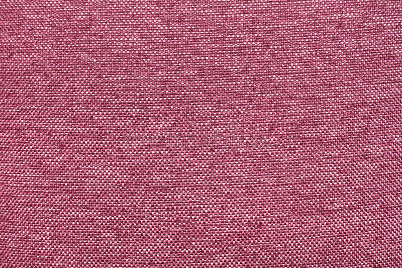 Red material. Red canvas material as a detailed background image stock photos