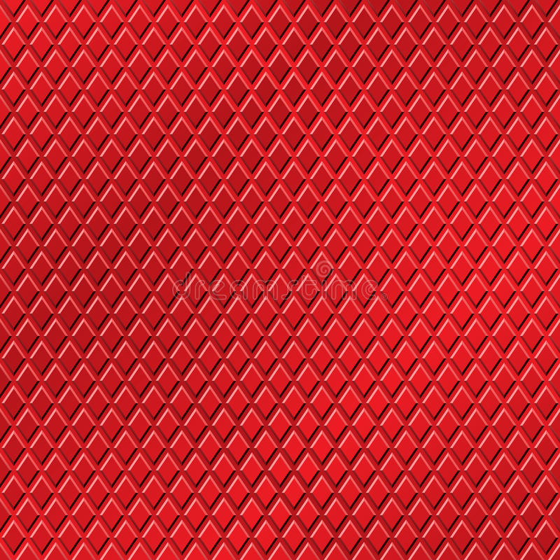 Red Metallic Background