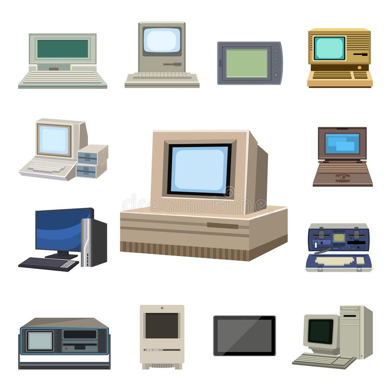 Red Moderna De La Oficina Del Marco Del Monitor De La PC Del Metal ...
