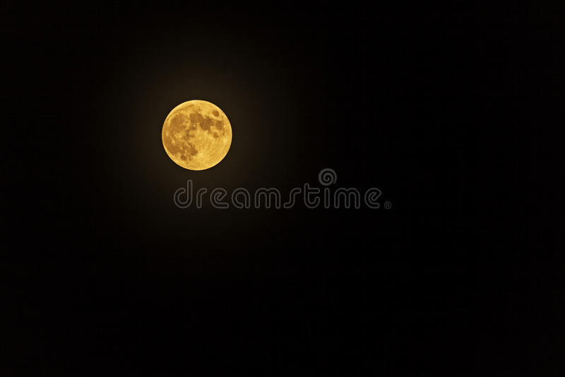 Red Moon Stock Photos