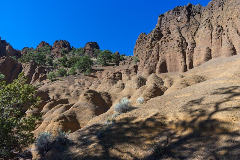 Red Mountain Trail No. 159 stock image