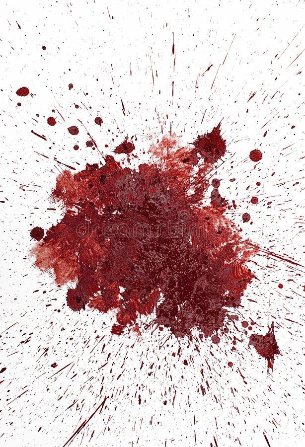 Free Red Mud Spatter Royalty Free Stock Photo - 1057425
