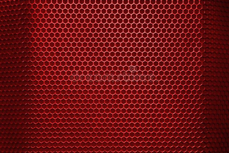 Download Red Music Speakers Texture Wallpaper Stock Photo