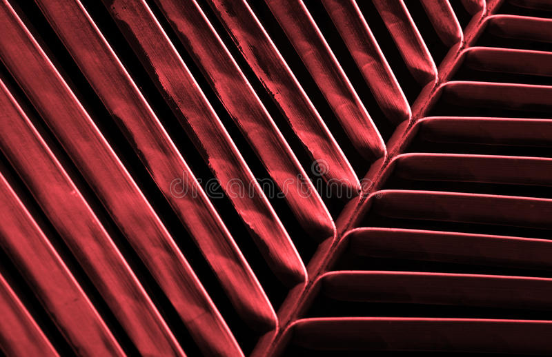 Red nature background royalty free stock images