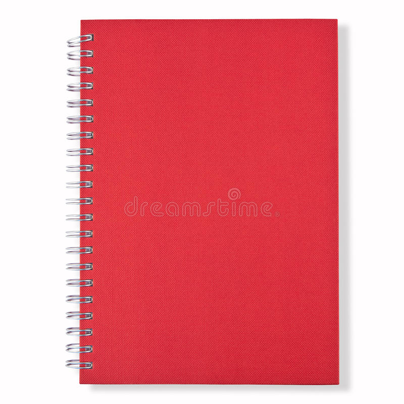 Free Red Note Book Stock Photos - 16309013