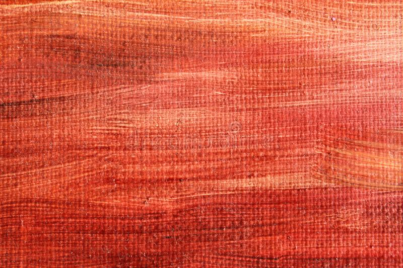 Red oil painting abstract background texture. Red oil painting as an abstract background texture stock photos