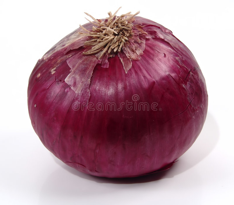 Download Red Onion stock photo. Image of cook, food, vegetable, peel - 8822