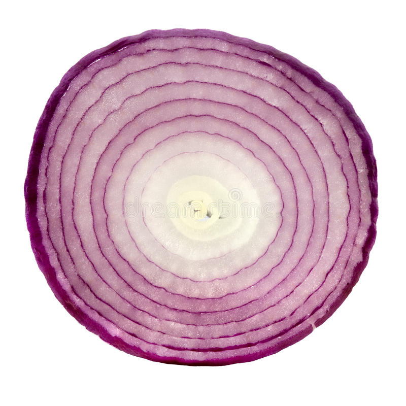 Free Red Onion Slice Stock Image - 17897561