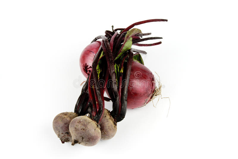 Download Red Onions and Beetroot stock image. Image of slice, organic - 12545393