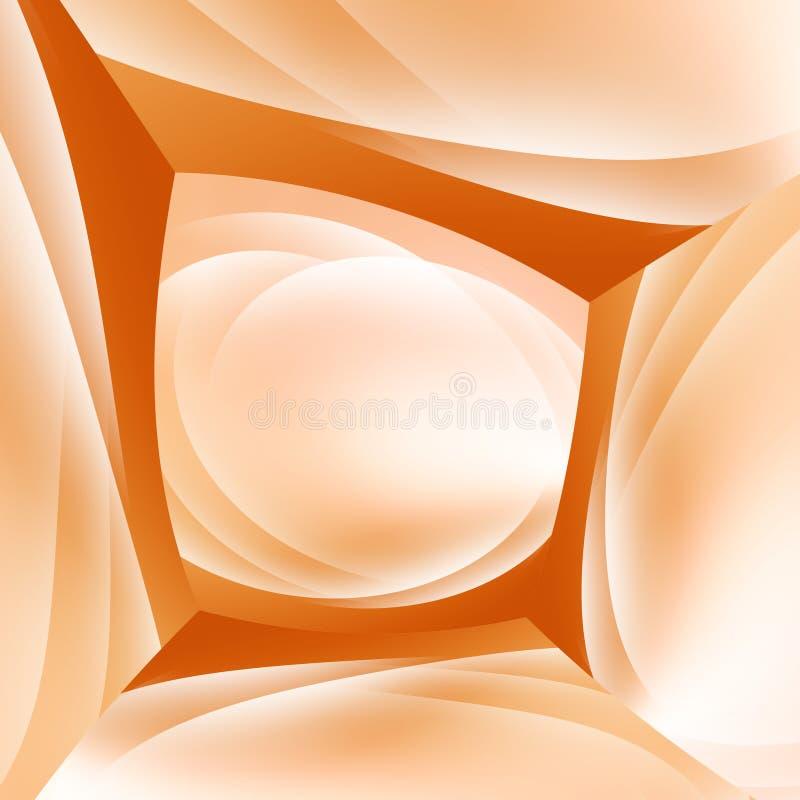Red orange background