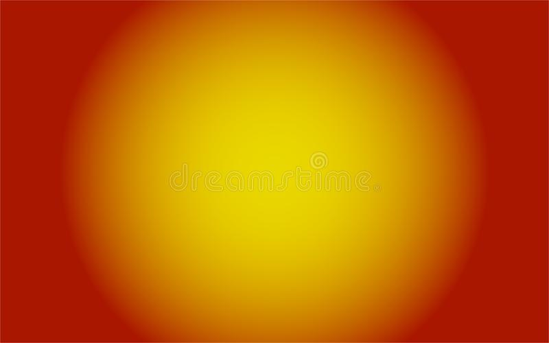 Red and orange background. Vector vector illustration
