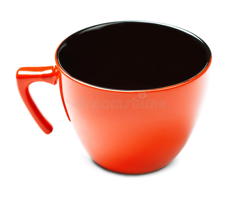 Download Red original cup stock image. Image of closeup, china - 12624439