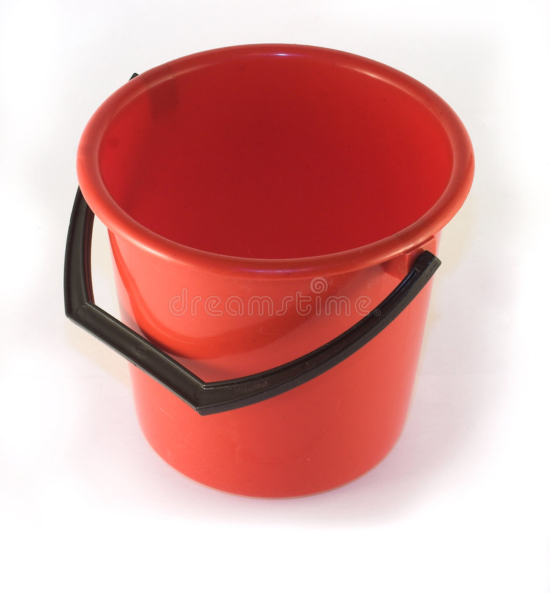Free Red Pail Royalty Free Stock Photo - 1032205