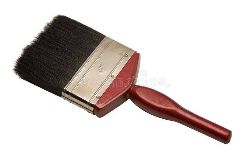 4 Paintbrush royalty free stock photo