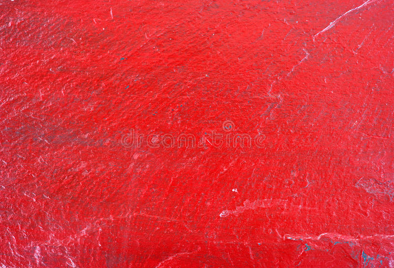 Download Red painted slate stock photo. Image of rock, aged, stained - 26540334