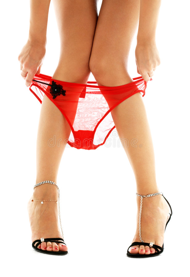 Download Red Panties #2 Stock Photography - Image: 1413382