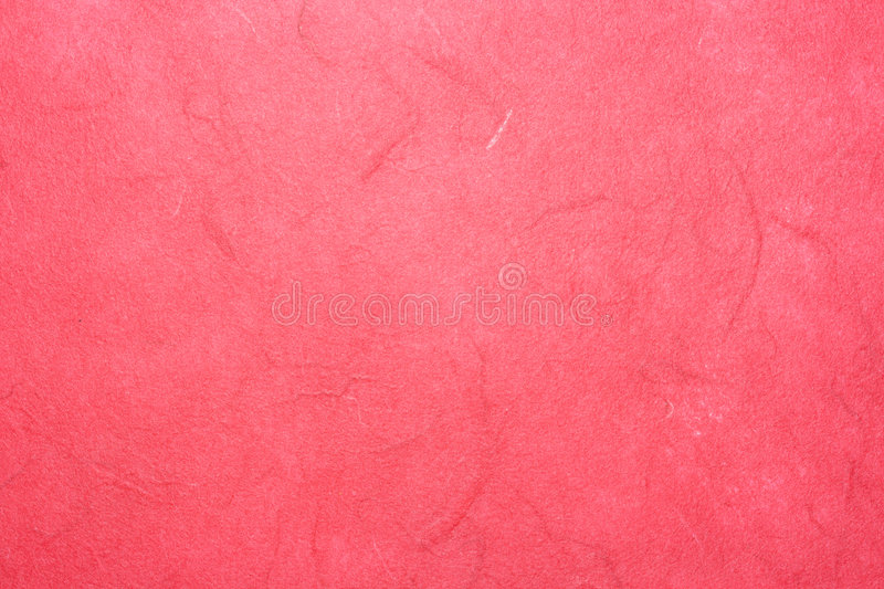 Red paper texture. Close up royalty free stock photos