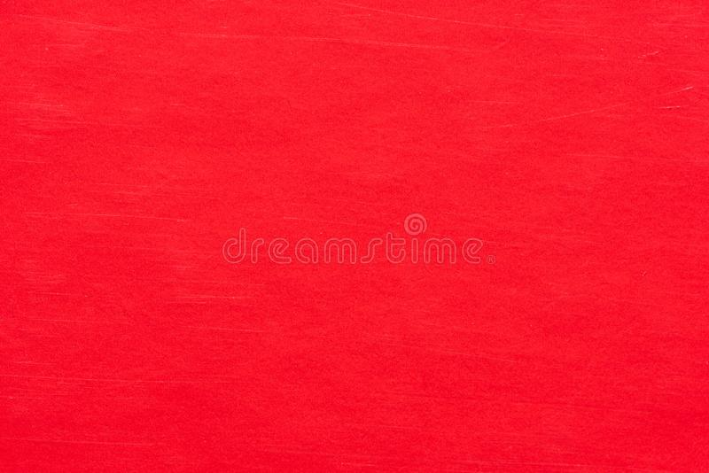 Red paper texture background stock images