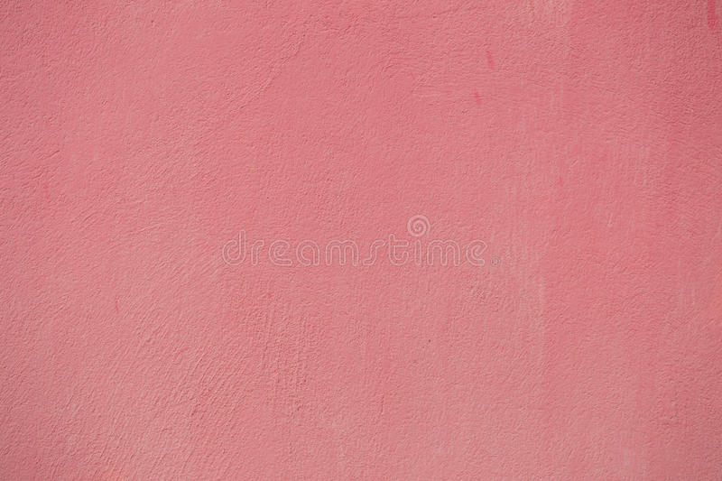 Red pastel color wall. stock image. Image of surface ...