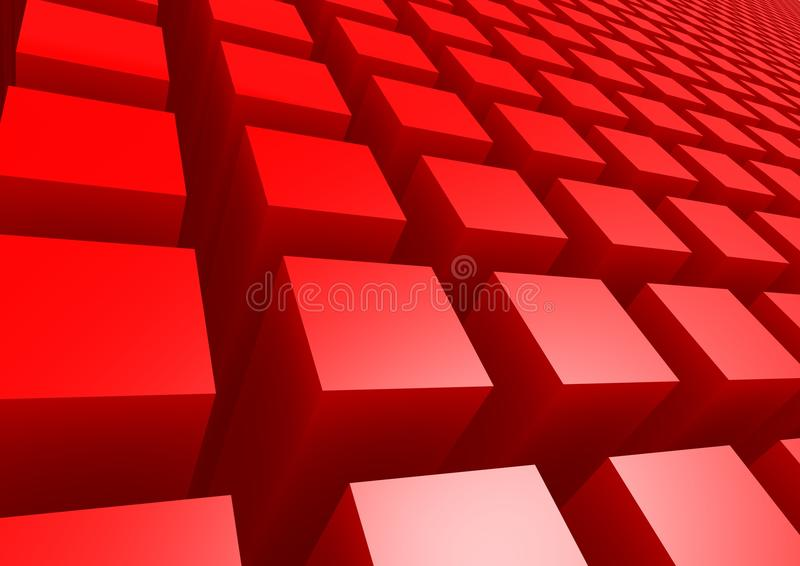 Download Red pattern stock illustration. Image of power, futuristic - 33007001