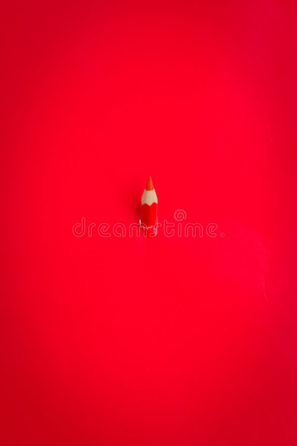 Download Red Pencil Stock Photos - Image: 7662603