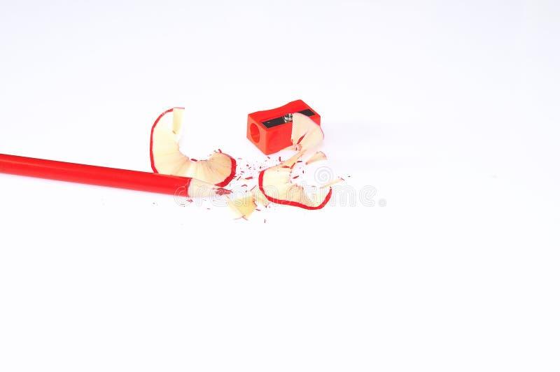 Red pencil heatstroke.
