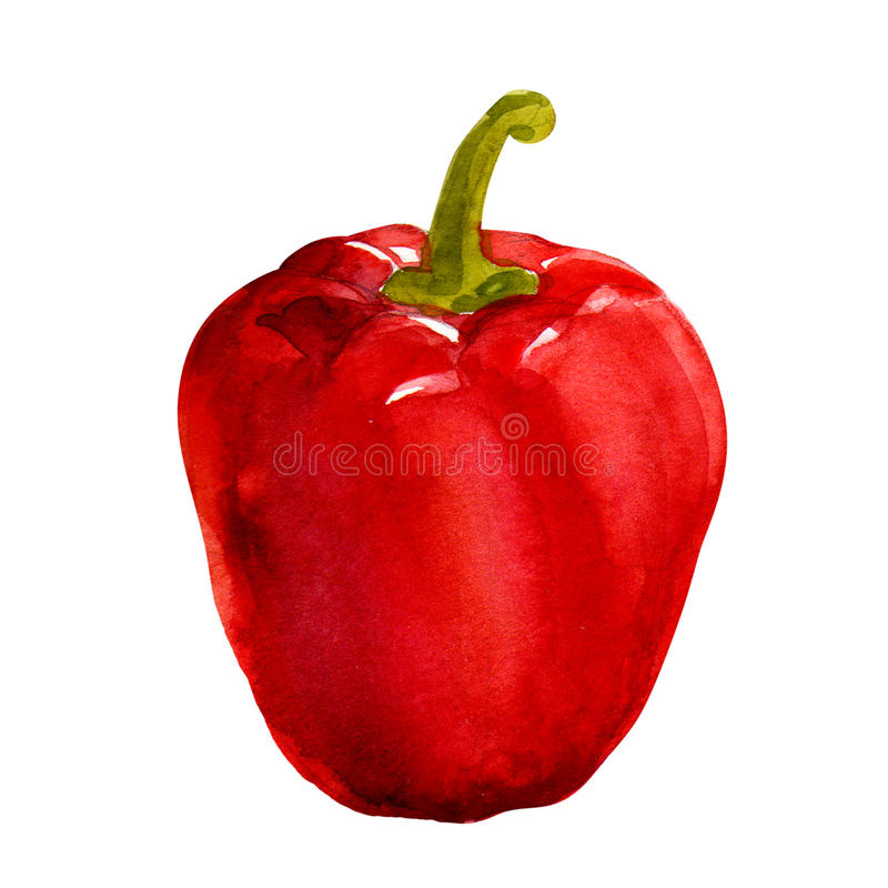 Download Red Pepper Royalty Free Stock Image - Image: 25337256