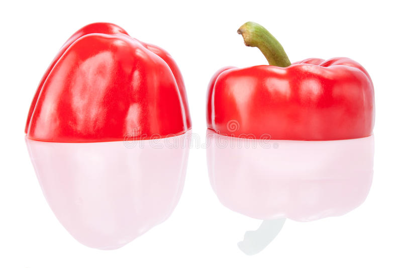 Download Red Peppers stock photo. Image of orange, fiber, pepper - 21967660