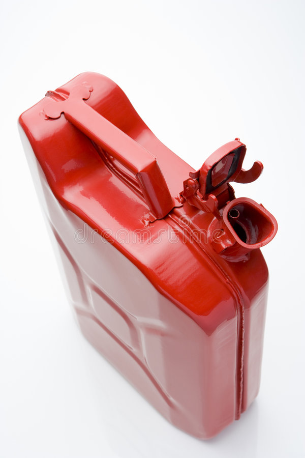 Download Red Petrol Can stock image. Image of shot, high, gasoline - 7756819